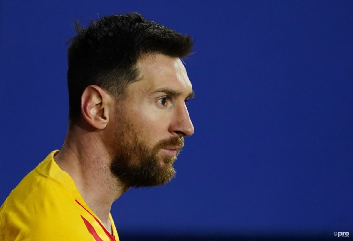 Lionel Messi will be a free agent in the summer, when his contract with Barcelona expires