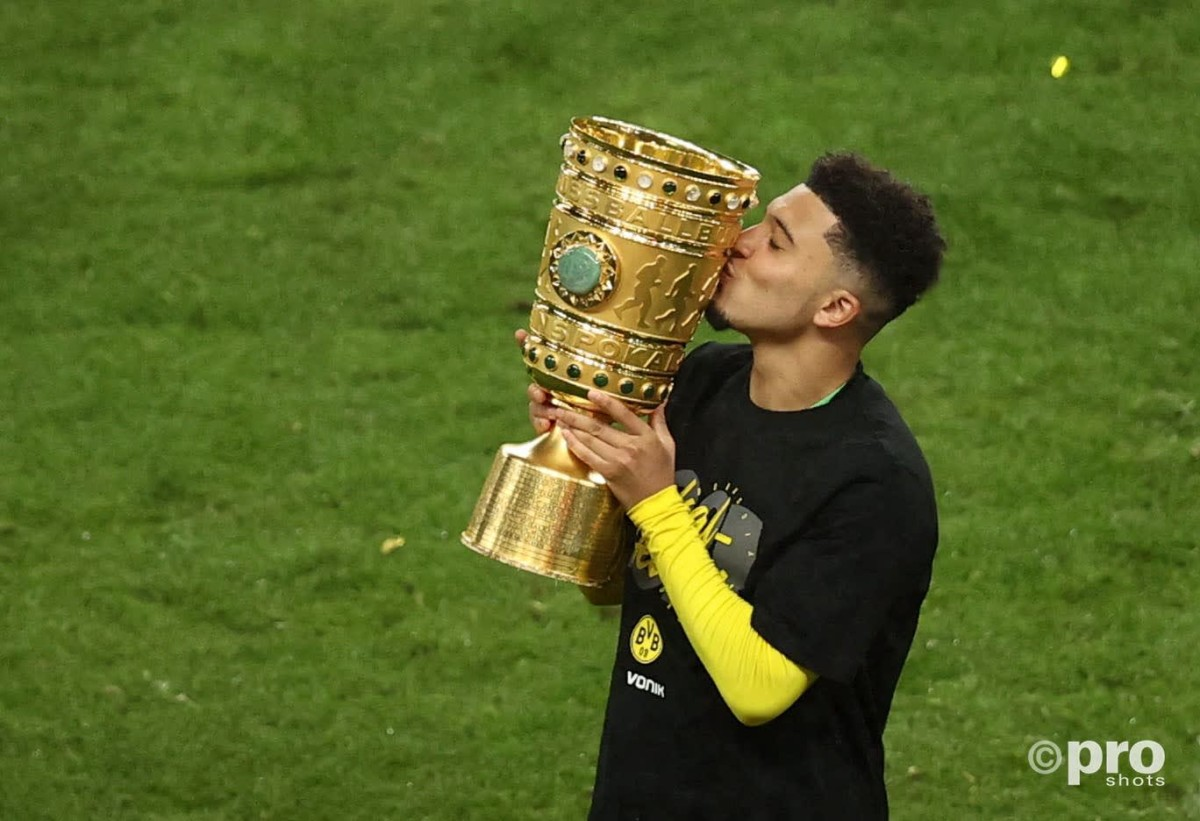 Jadon Sancho, Borussia Dortmund, 2020-21