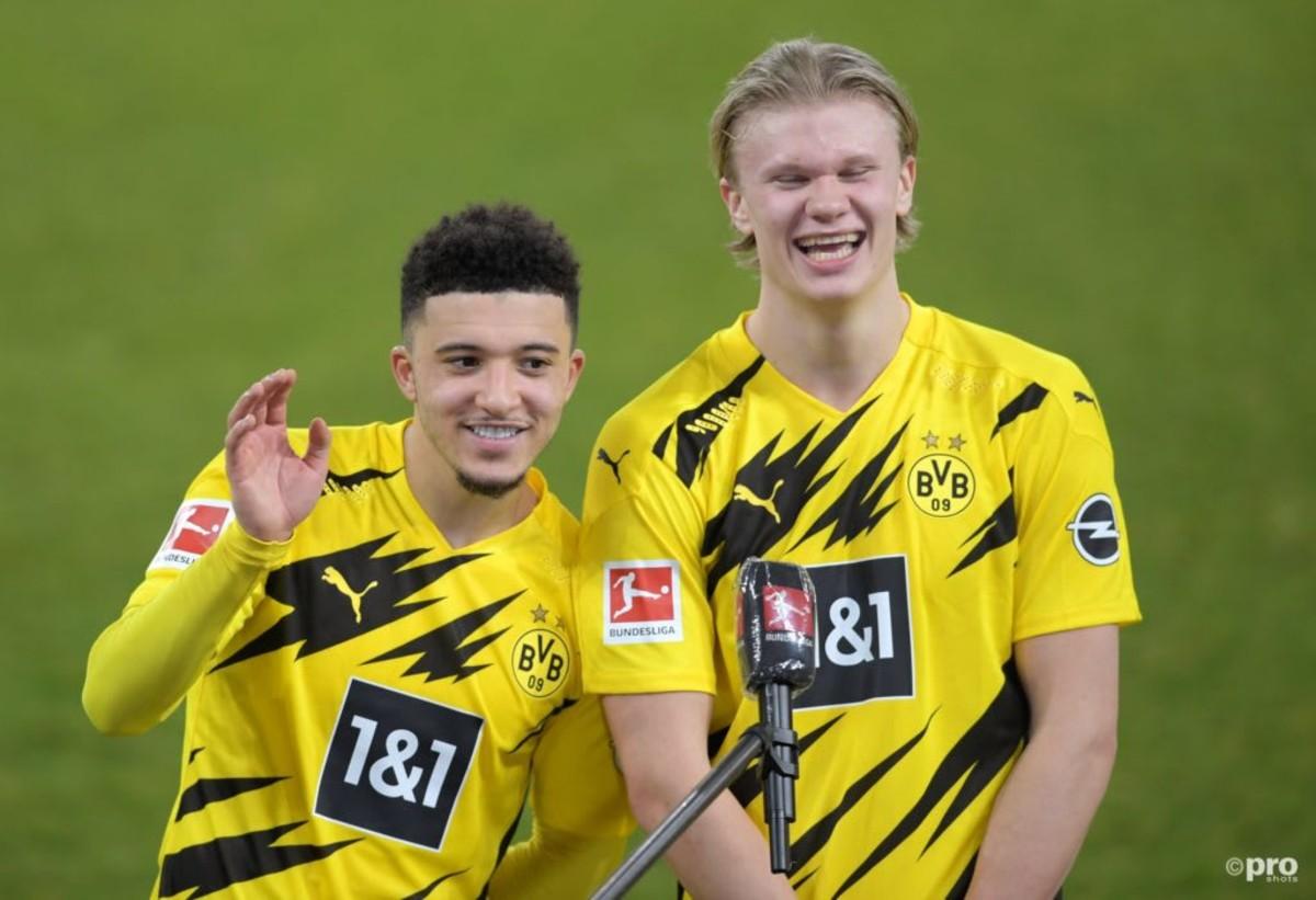 Boost for Man Utd as Dortmund reveal transfer agreement with  Jadon Sancho