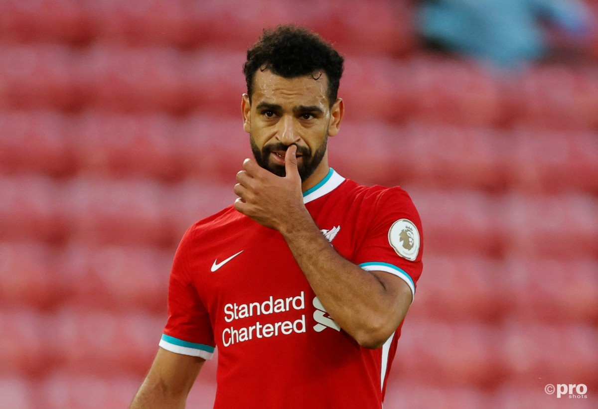 Salah tipped to leave Liverpool 'if a better offer comes in' from another club