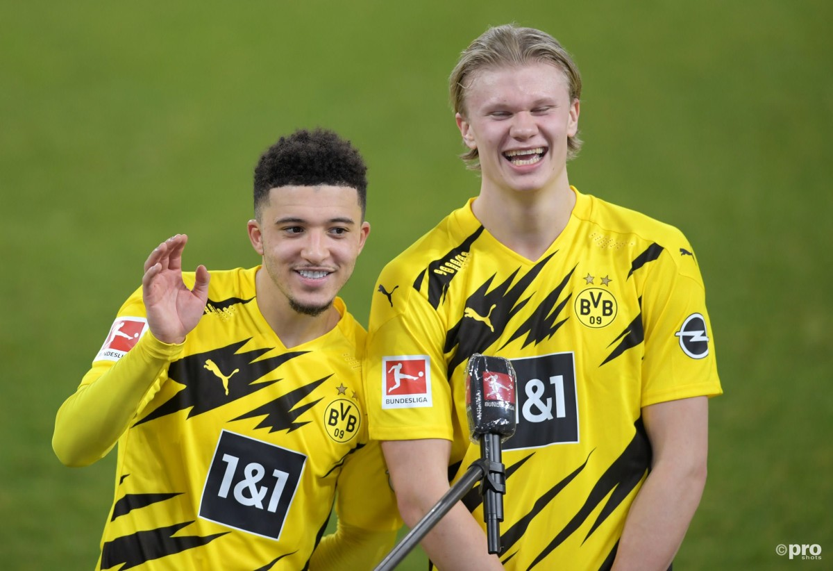 Dortmund edge towards a top-four finish that could allow them to keep Haaland and Sancho