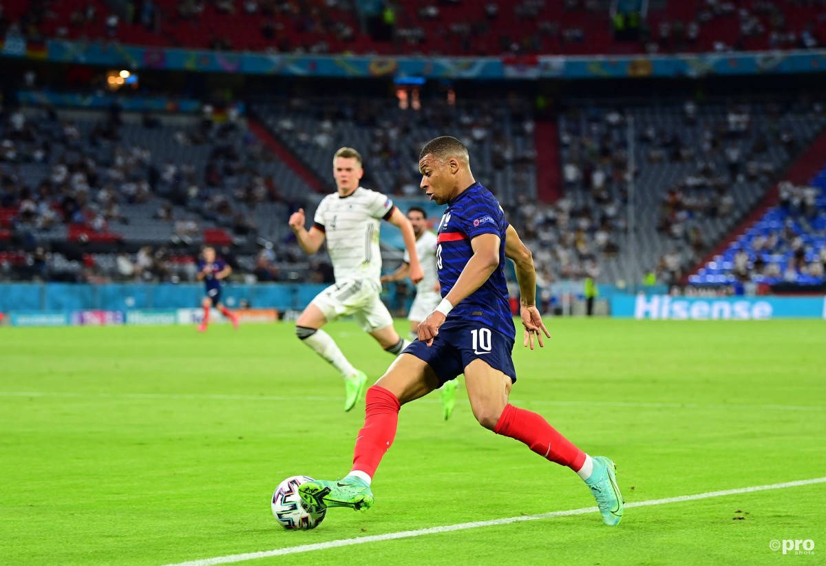 Kylian Mbappe, France, Euro 2020, 2021