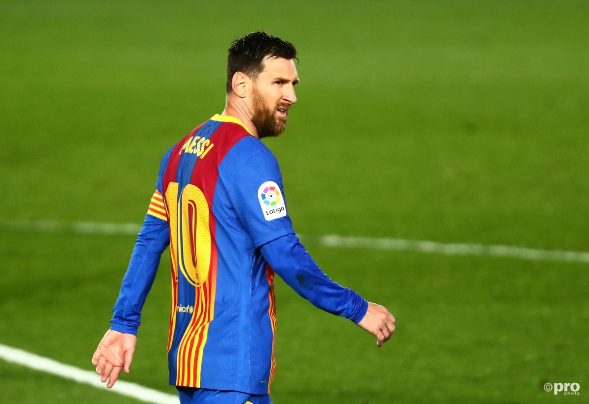 'Right now, I don't care about Messi's future' – Koeman