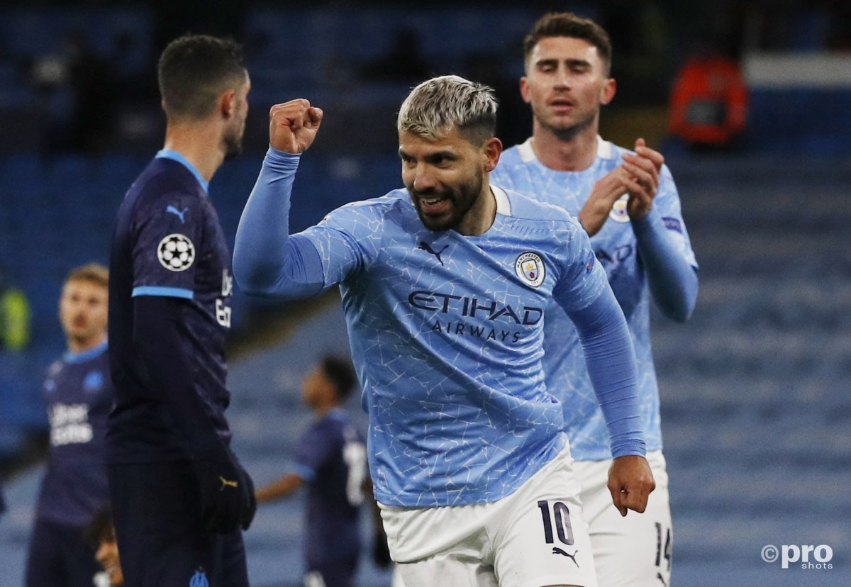 Aguero's former team-mate believes the Man City star will join Barcelona