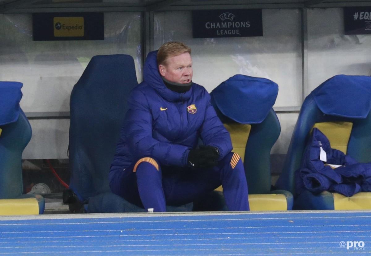 Ronald Koeman to remain as Barcelona boss after talks with Joan Laporta