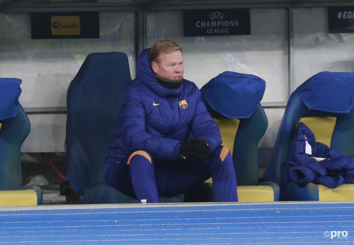 Ronald Koeman deserves to keep Barcelona job, insists Rivaldo