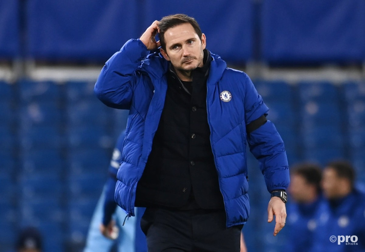 Lampard was not up to the Chelsea job, claims Jorginho