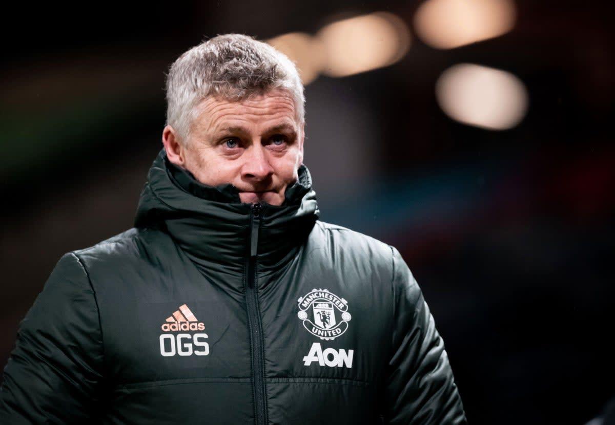 Solskjaer: Man Utd won't challenge Man City without new signings