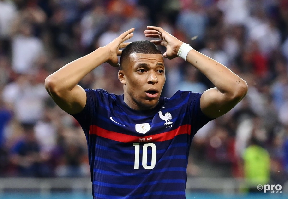 PSG star Kylian Mbappe missed the penalty that saw France knocked out of Euro 2020