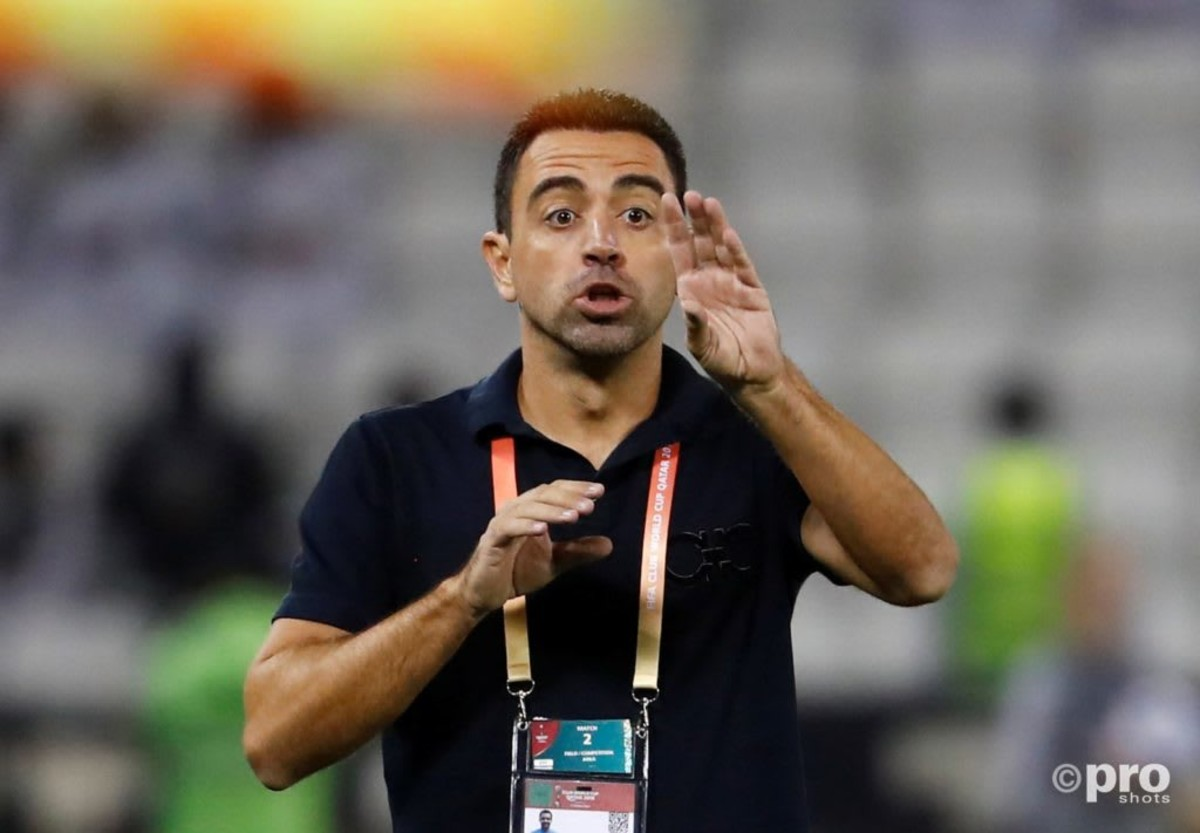 Xavi at Al Sadd