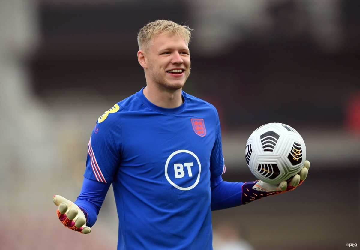 Sheffield United goalkeeper Aaron Ramsdale has been linked with Arsenal