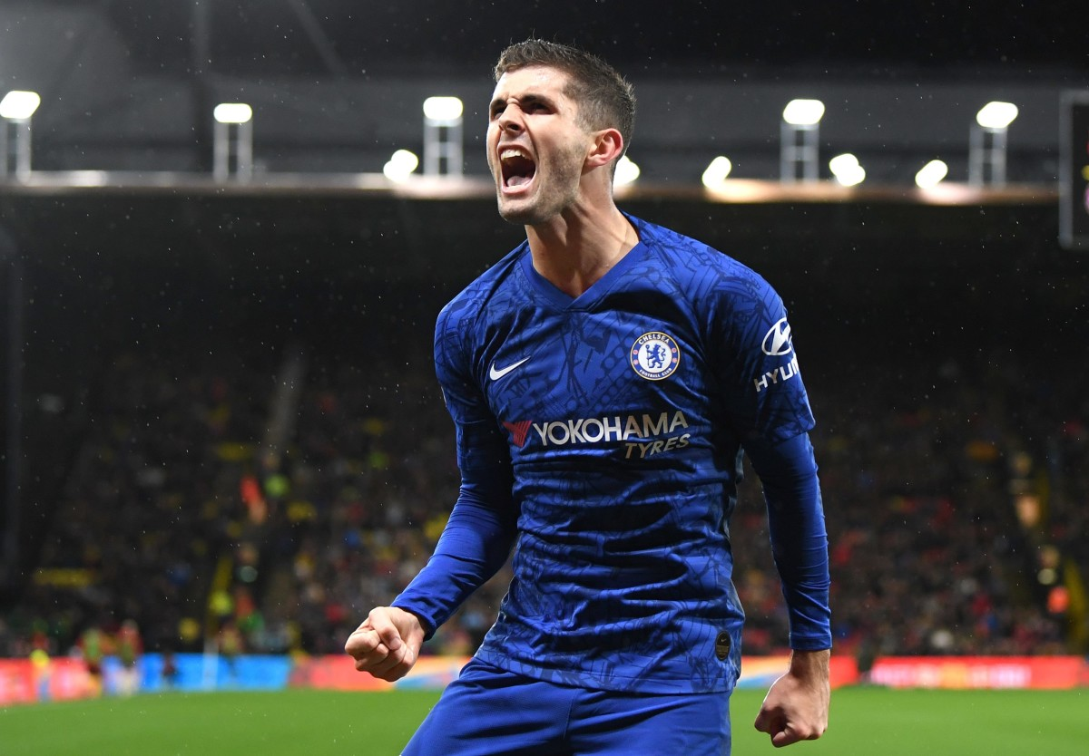 Chelsea boss Tuchel praises Pulisic for stepping up his game over the last few weeks