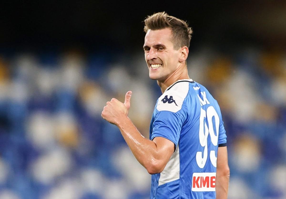 Man Utd transfer news: Marseille coach admits Milik may leave club in summer