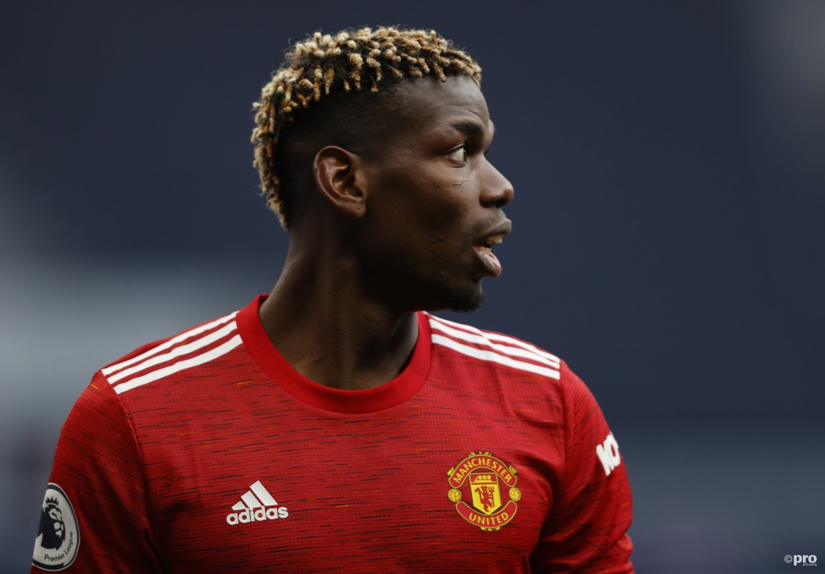 Pogba explains what he is like as a Man Utd leader