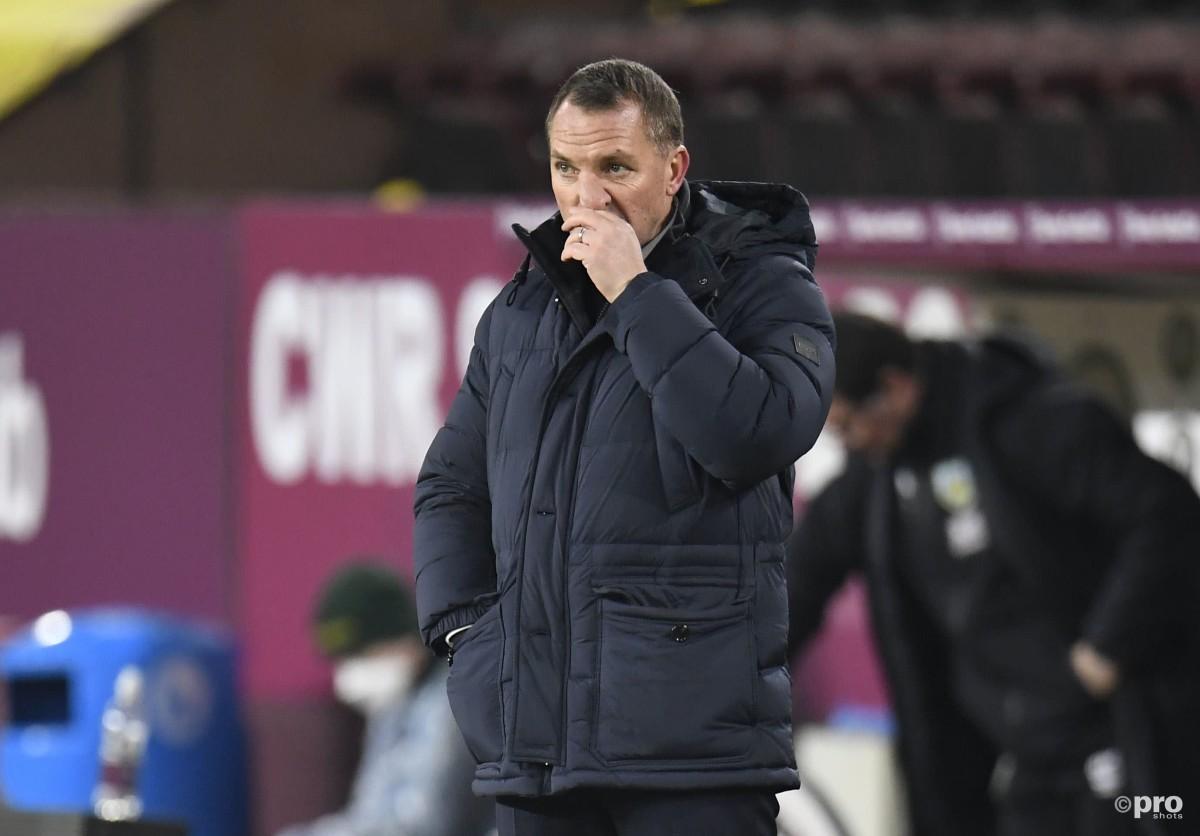Brendan Rodgers denies any interest in Tottenham job