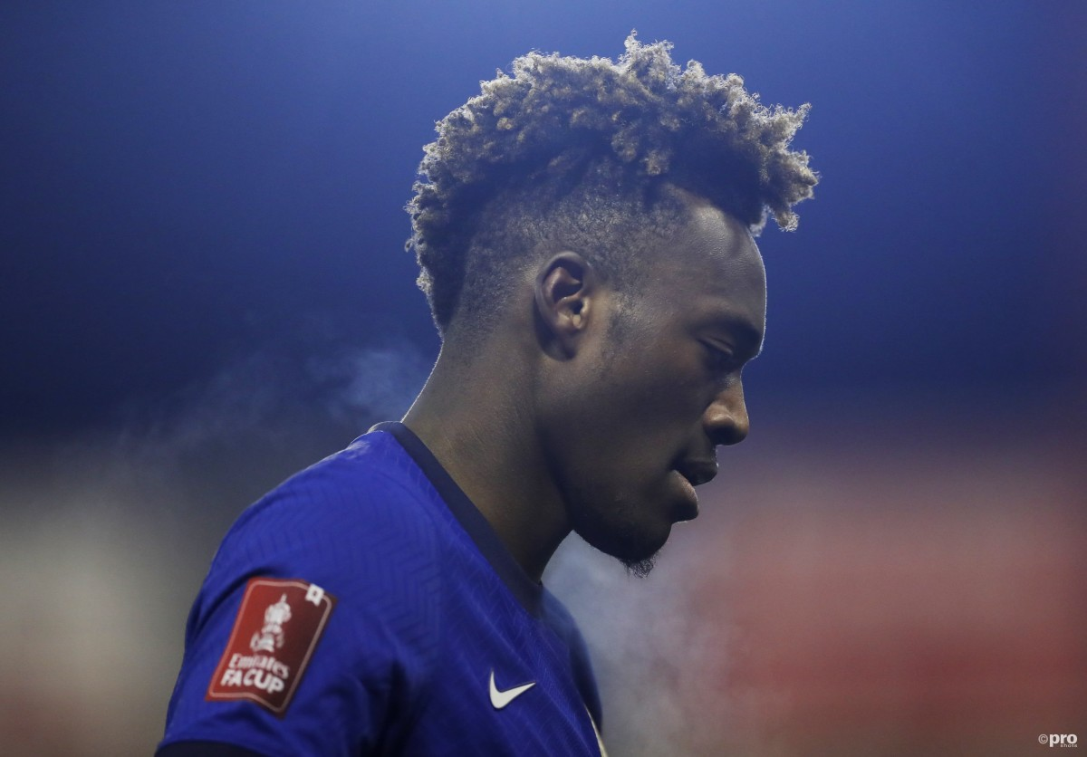 Tuchel throws Abraham's Chelsea future into doubt by leaving him out of FA Cup squad