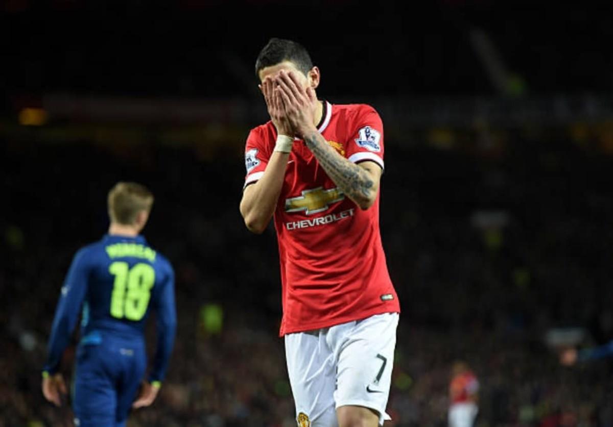 How Man Utd blew €196m in one summer on flops Di Maria, Falcao & Rojo