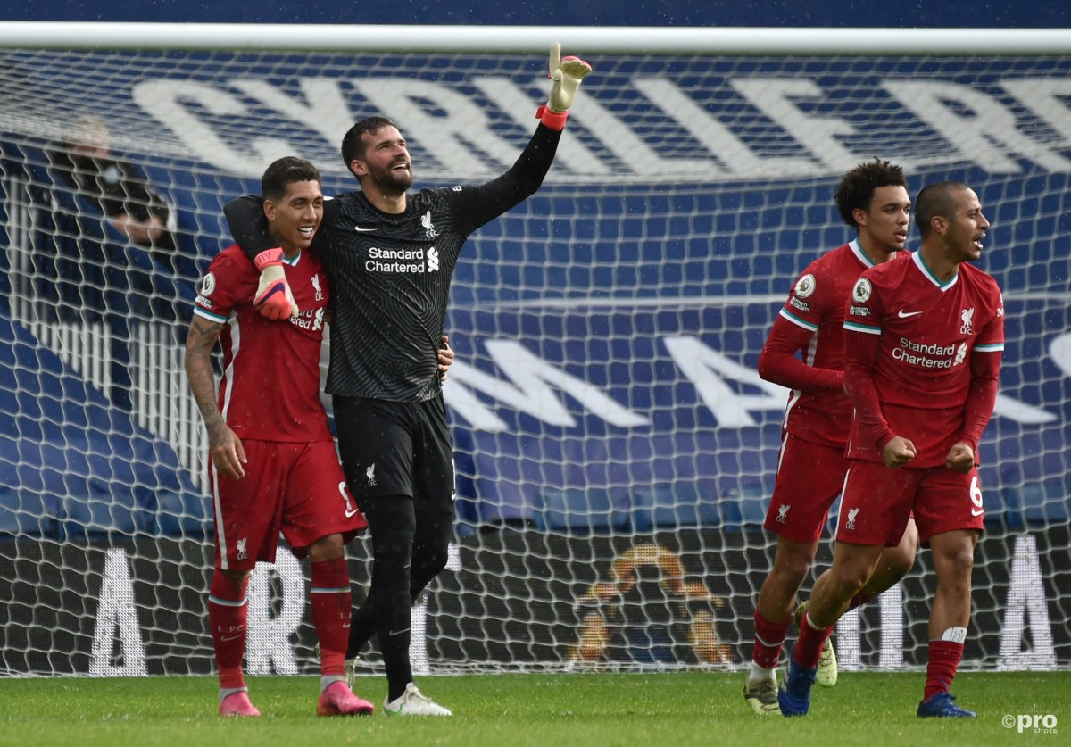 Alisson and six goalkeepers who have scored in the Premier League
