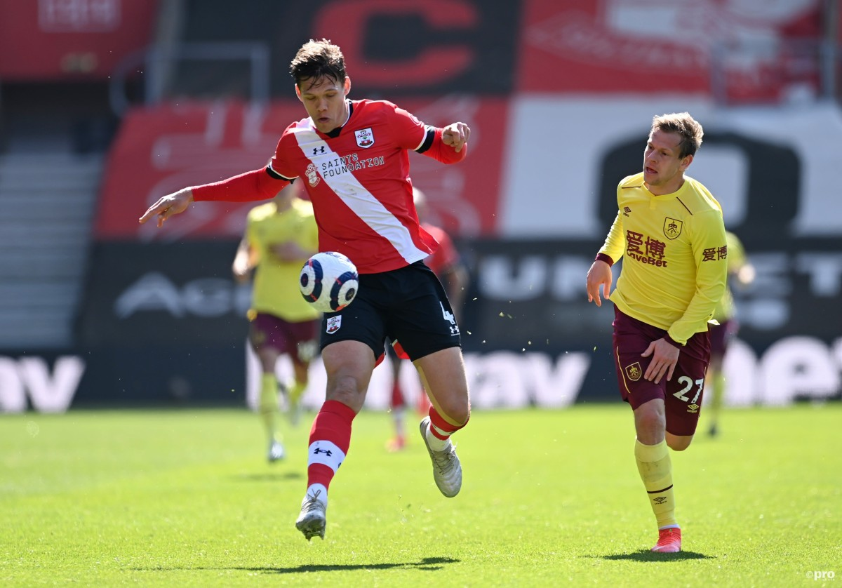 Hasenhuttl responds to reported Tottenham interest in Vestergaard