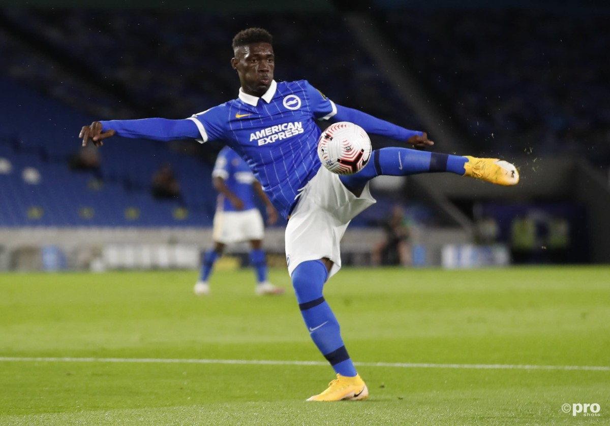 Liverpool and Man Utd target Bissouma comments on current transfer speculation