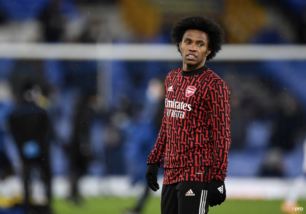 Willian wants MLS move – but only after he has won trophies with Arsenal