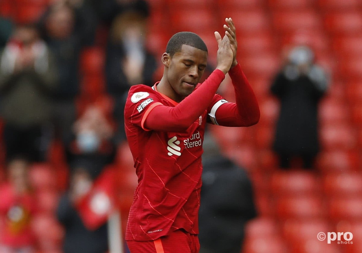 Barcelona-bound Wijnaldum confirms he's leaving