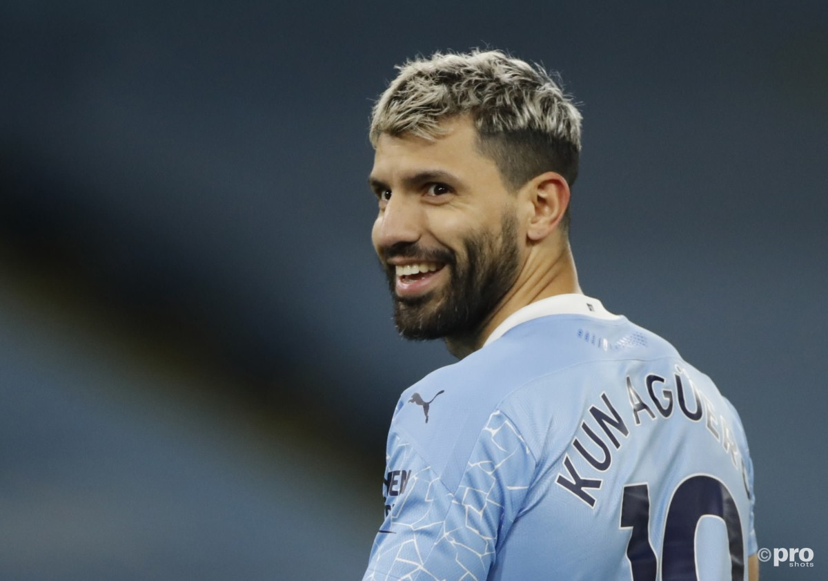 Mikel Arteta refuses to rule out Arsenal approach for Sergio Aguero