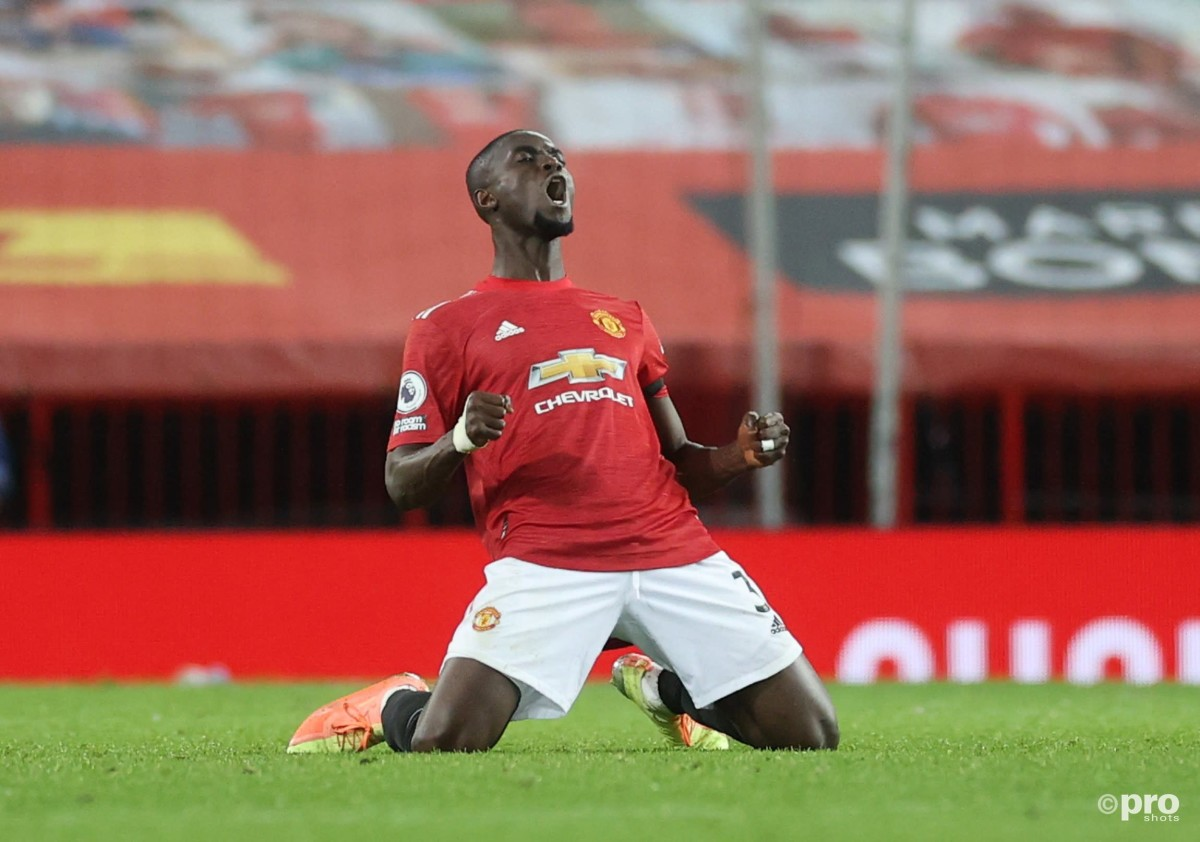 Eric Bailly aiming for Premier League title after signing new Man Utd deal till 2024