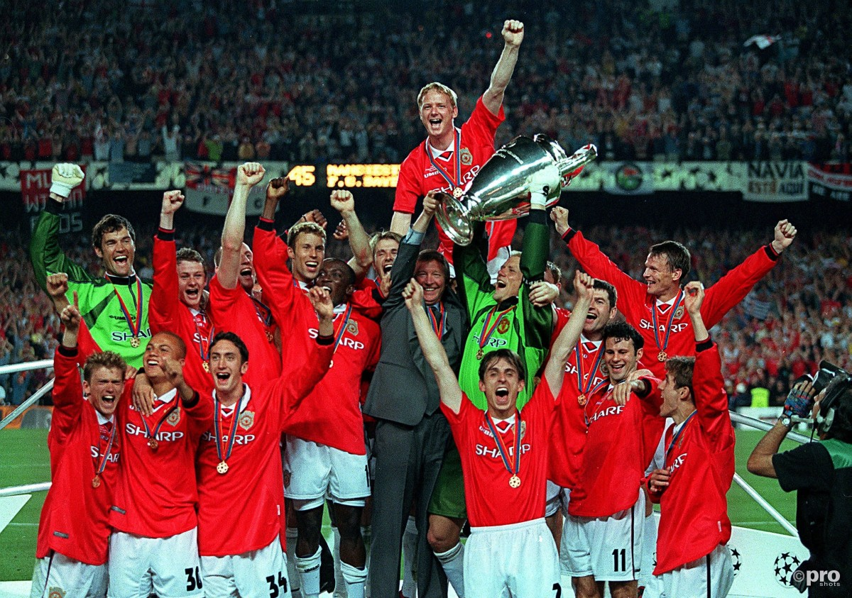 Solskjaer picks which one Man Utd legend from 1999 he'd sign for his team