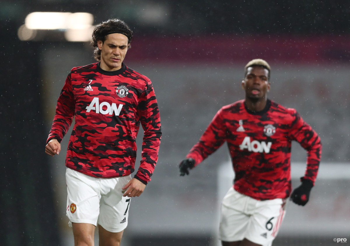 Fernandes keen for Pogba and Cavani to stay at Man Utd