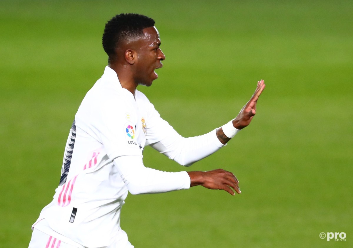 Vinicius Jr finally starts to repay Real Madrid after Alexander-Arnold lesson