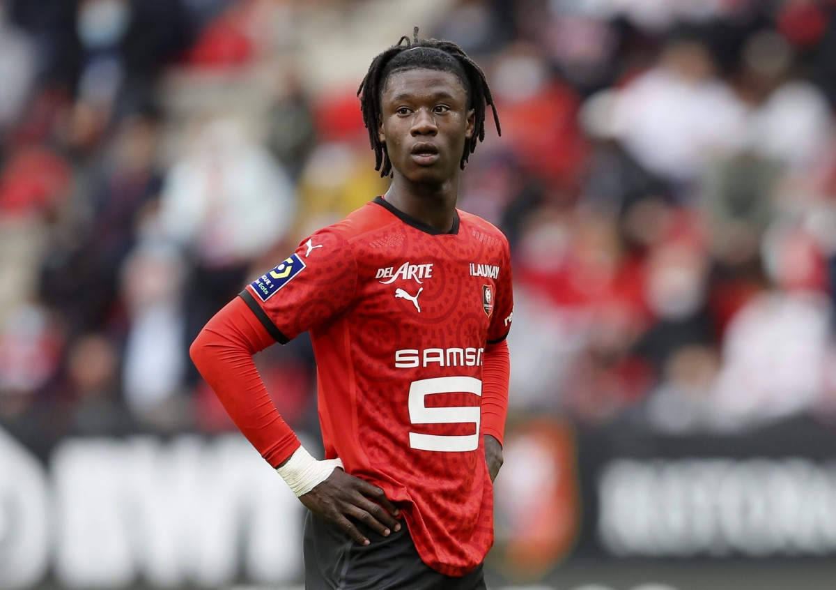'Many offers for best young player in the world Camavinga' as PSG rumours increase