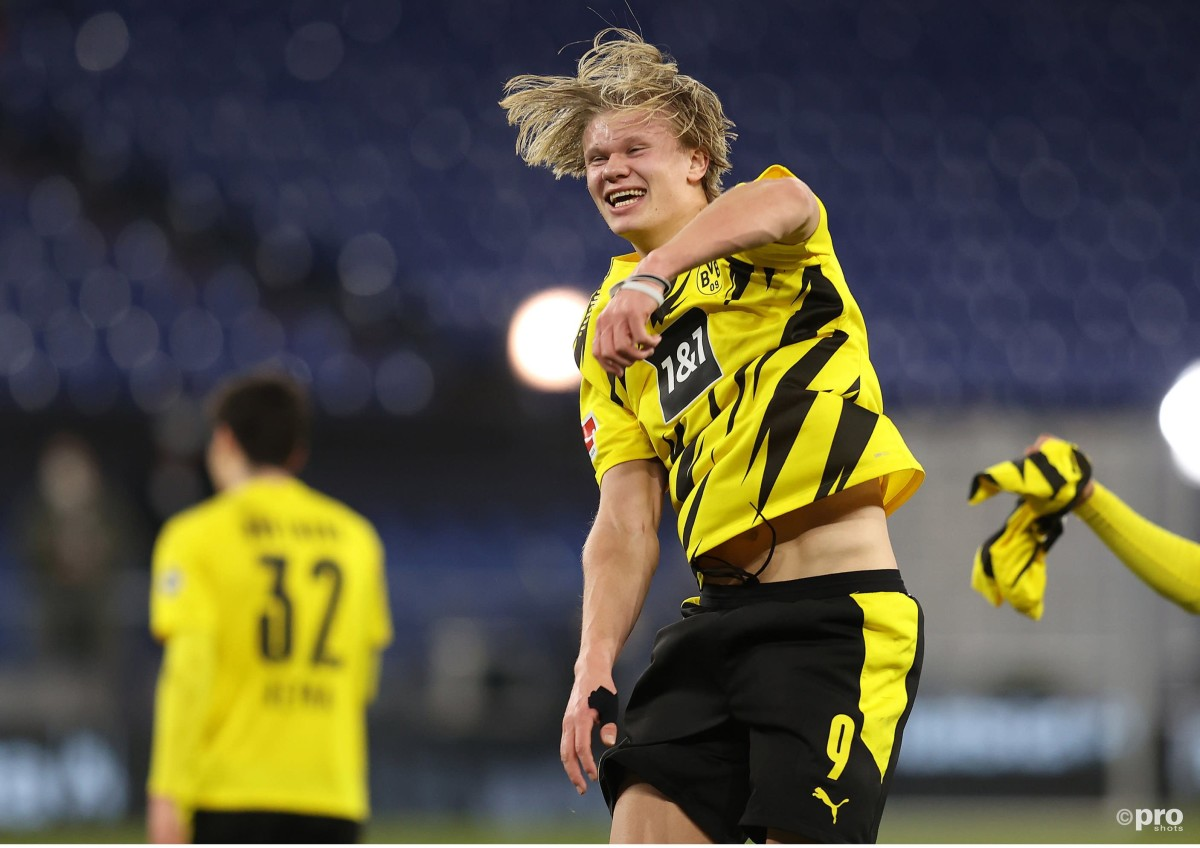 How Real Madrid could line up with Erling Haaland