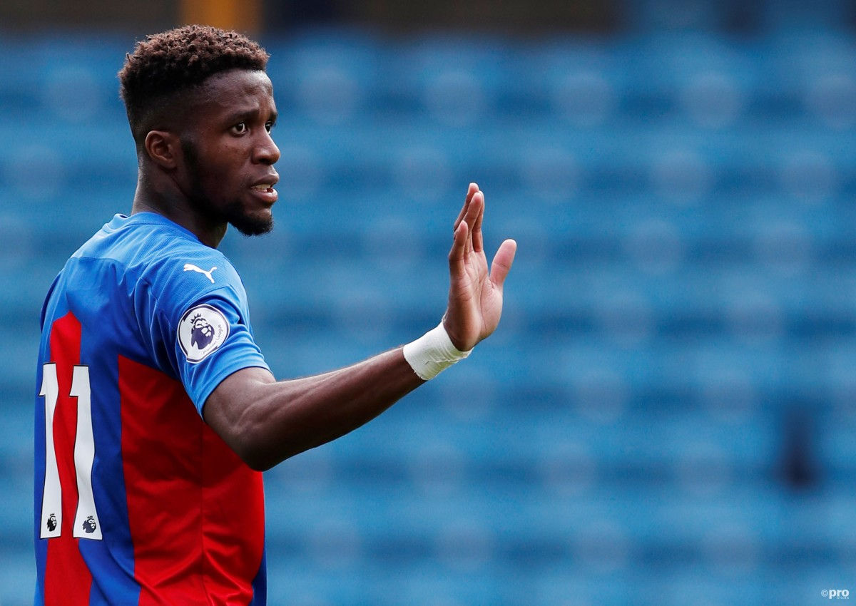 Tottenham and Everton in for Zaha – Could he finally leave Crystal Palace?