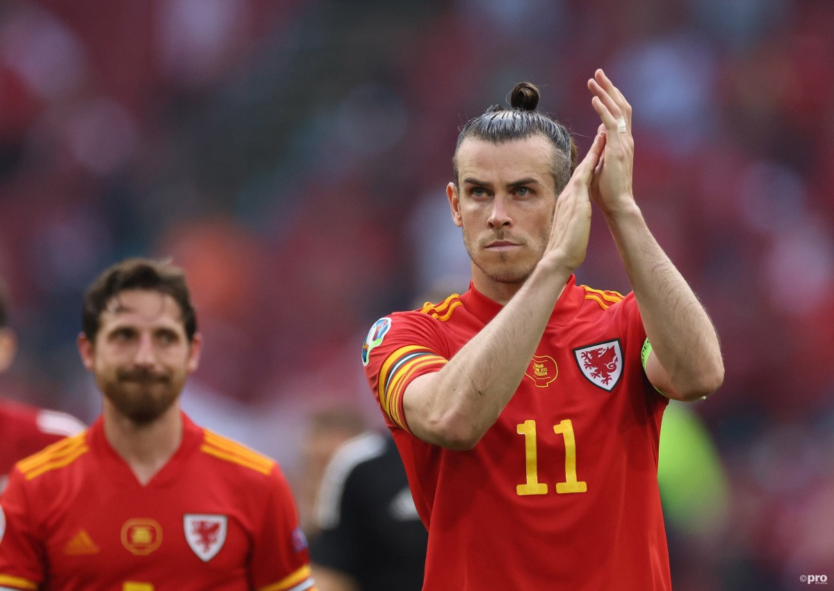 Real Madrid's Gareth Bale as Wales exit Euro 2020