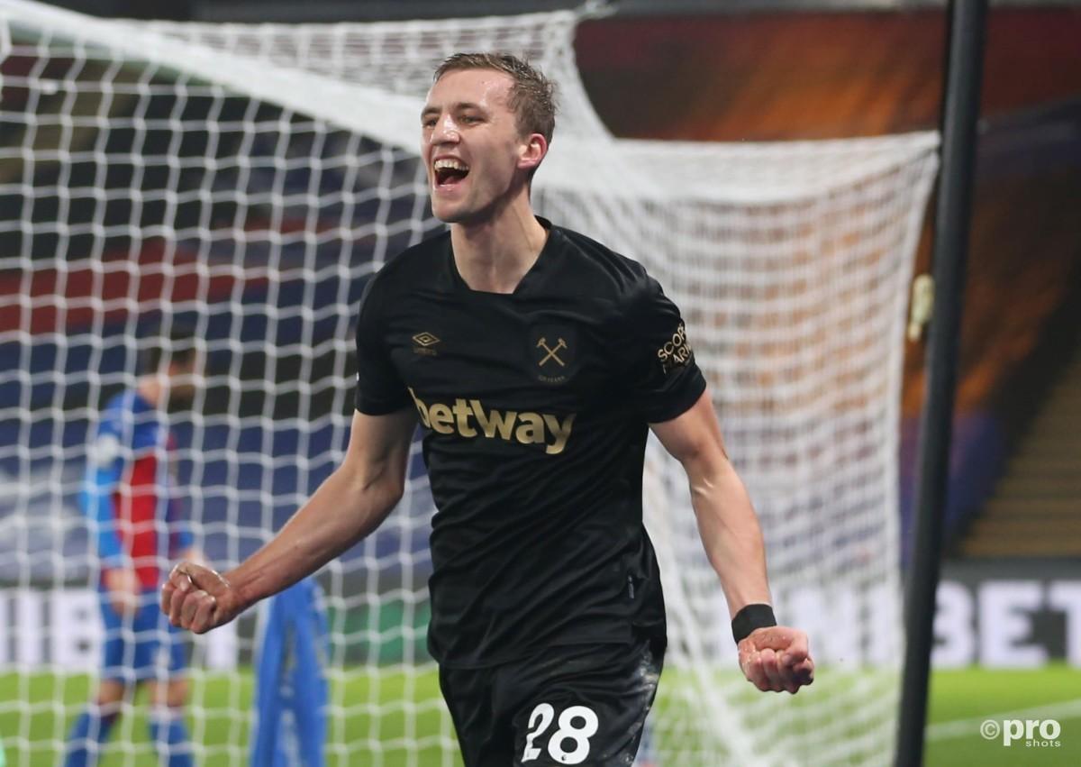 West Ham say Tomas Soucek is 'going nowhere' this summer despite Man Utd interest