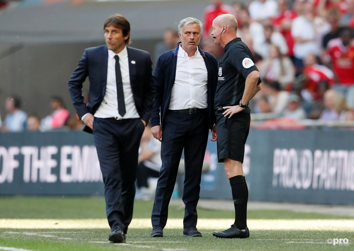 Tottenham in talks with former Chelsea boss Antonio Conte