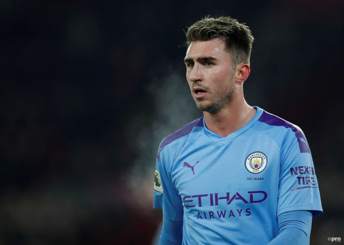 Aymeric Laporte finds it 'difficult to accept' diminished role in Man City squad