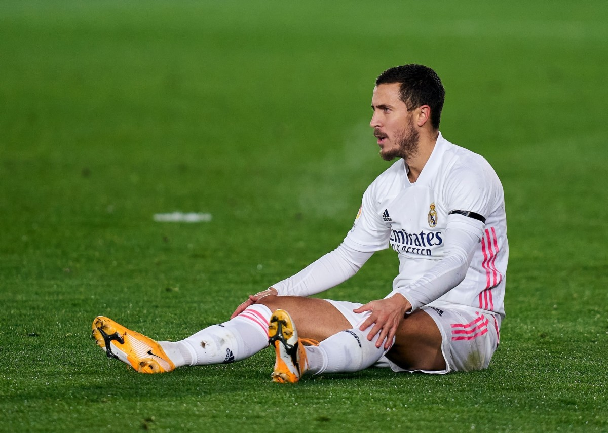 Hazard speaks out on Real Madrid future after another shocking season
