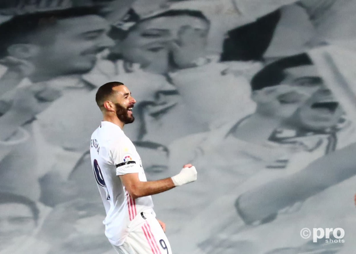 Benzema's El Clasico performance shows he can still be Real Madrid's main man