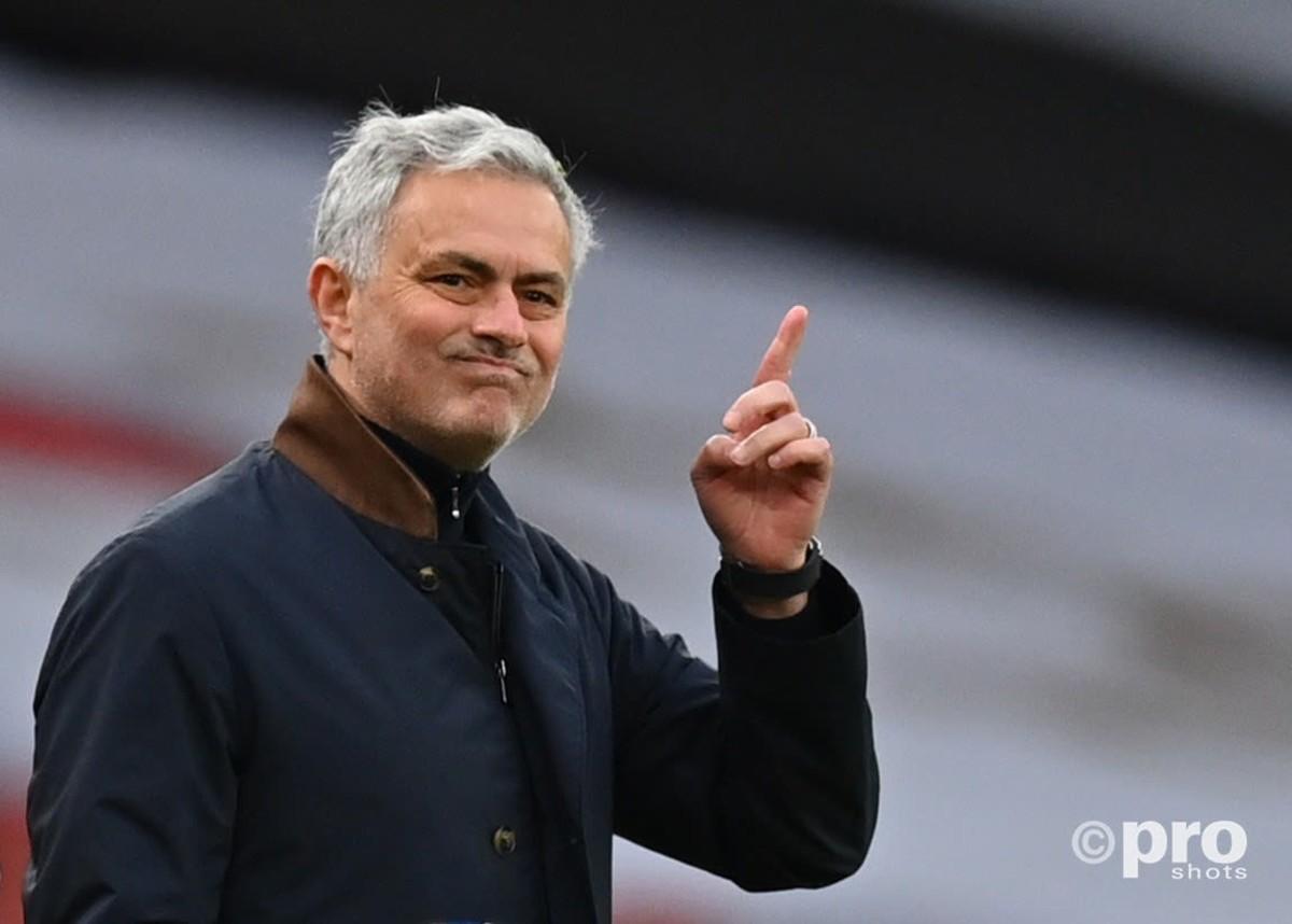 Jose Mourinho sacked as Tottenham Hotspur manager