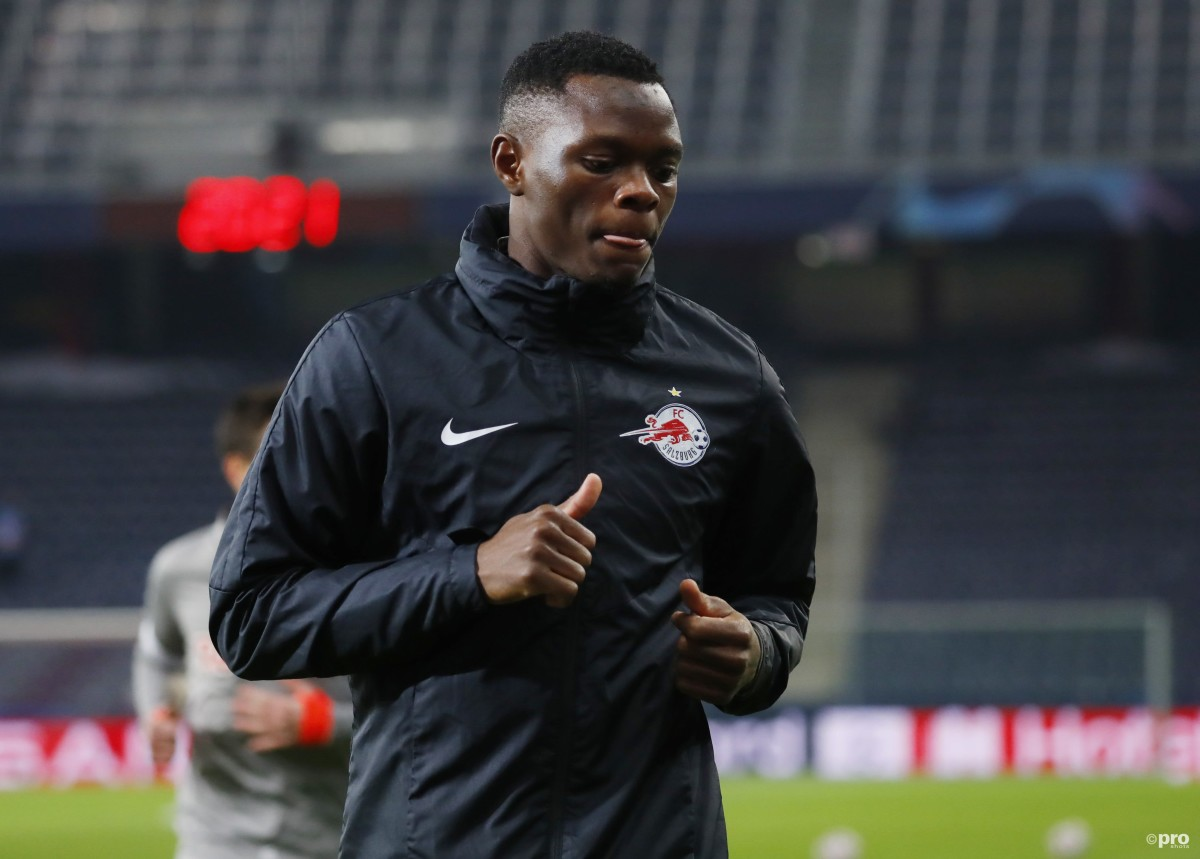Manchester United and Liverpool target Daka reveals Premier League ambition