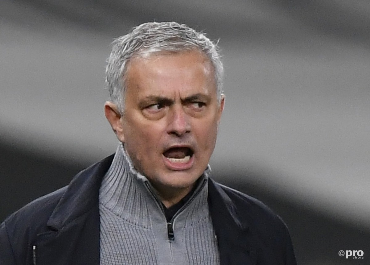 Mourinho reveals only defeat in his managerial career that made him cry