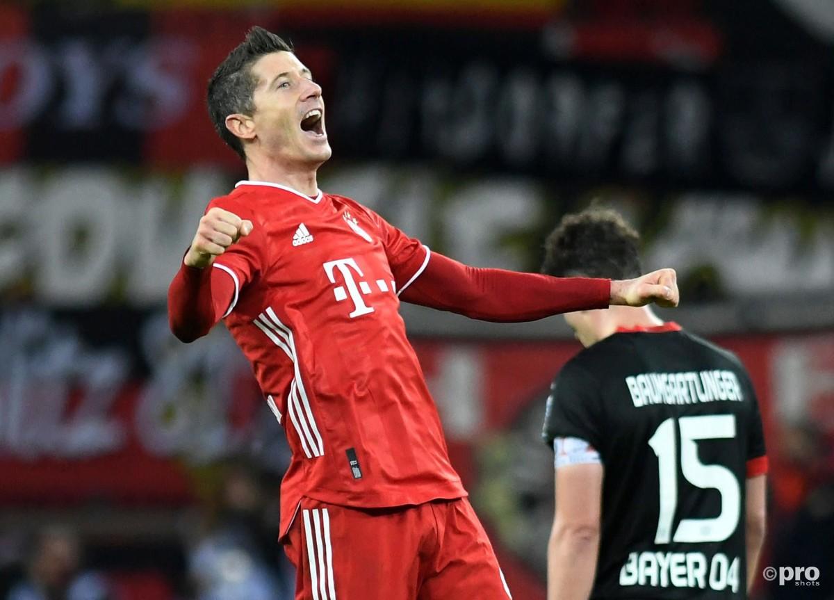 Lewandowski to move to Serie A? The Bayern striker has his say…