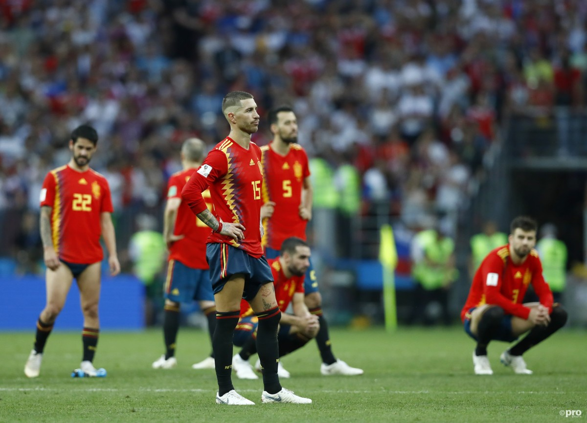 Spain's Euro 2020 squad shows how far Real Madrid have fallen