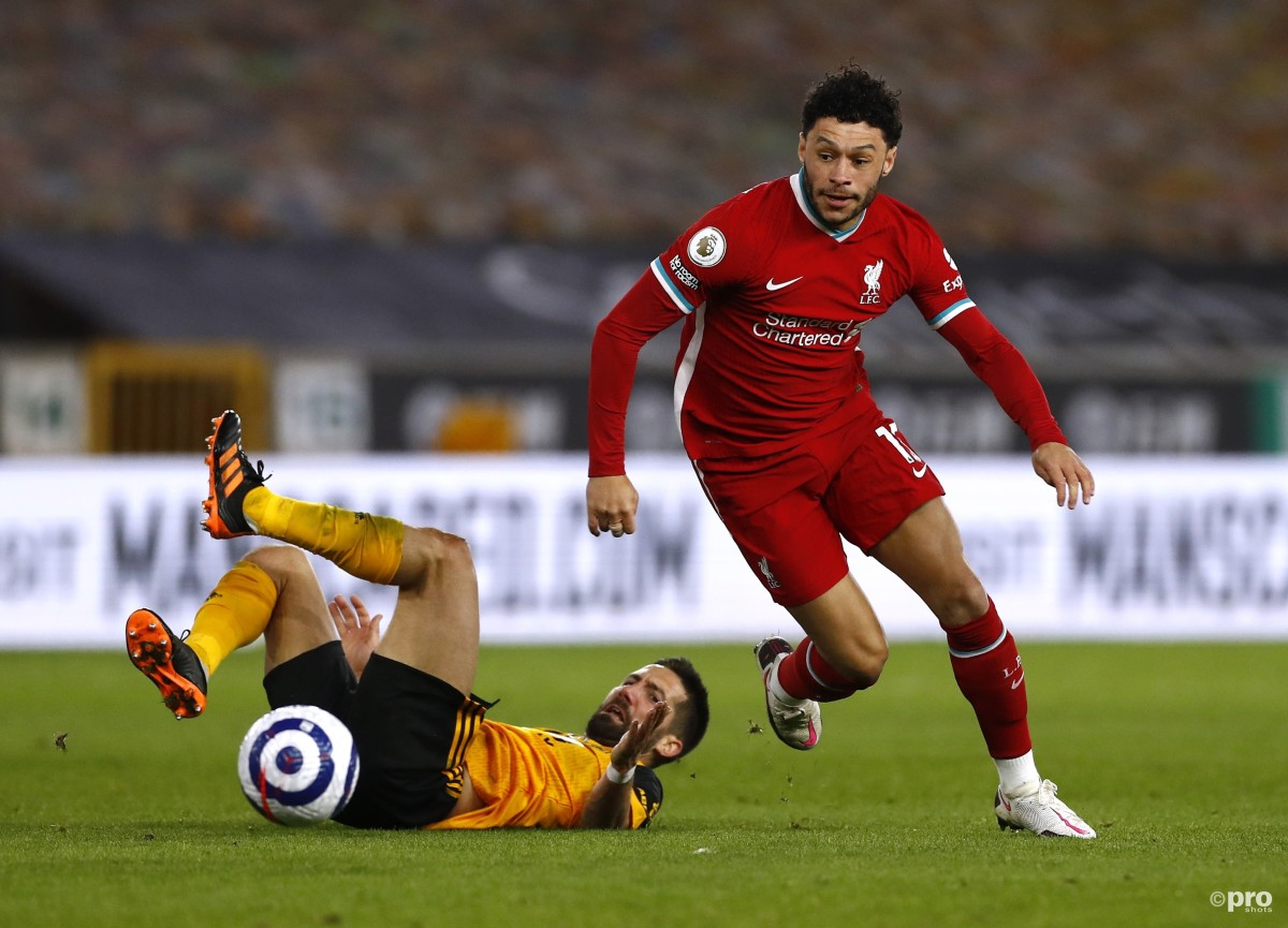 Alex Oxlade-Chamberlain: I want to keep playing for Liverpool