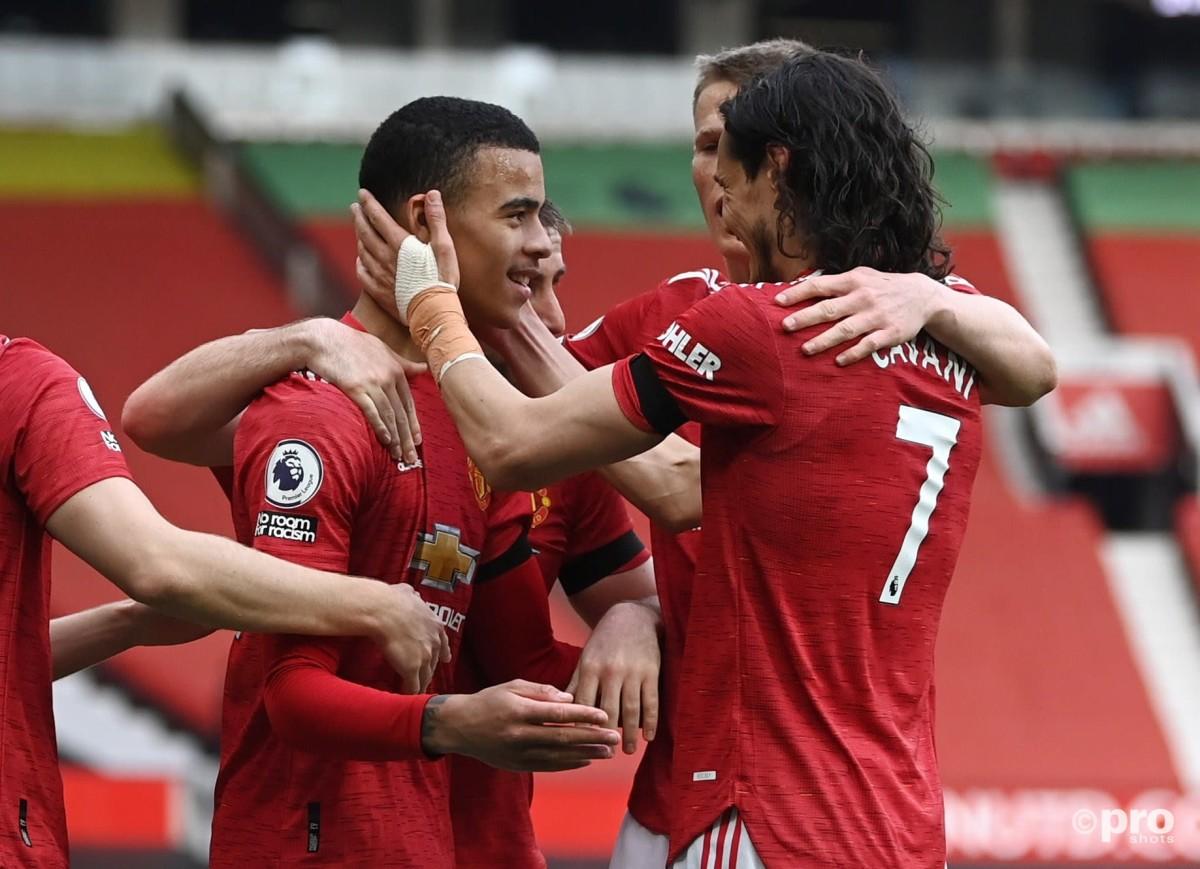 'Kane would block Greenwood!' – Neville prefers Cavani stay at Man Utd