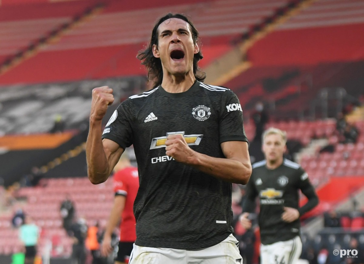 Solskjaer hoping to convince Cavani to stay with promise of Man Utd fan adoration