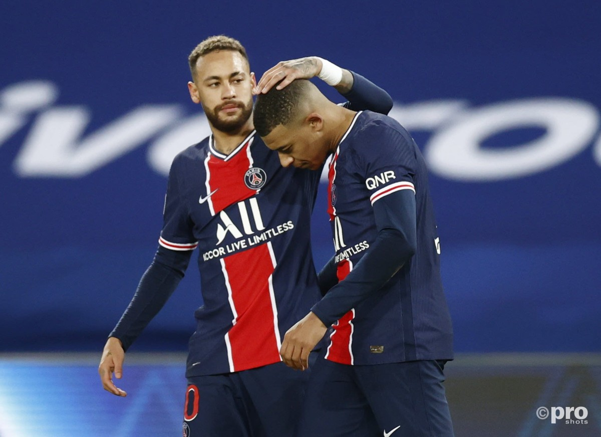Mbappe and Neymar's futures placed in further doubt after PSG's Champions League exit