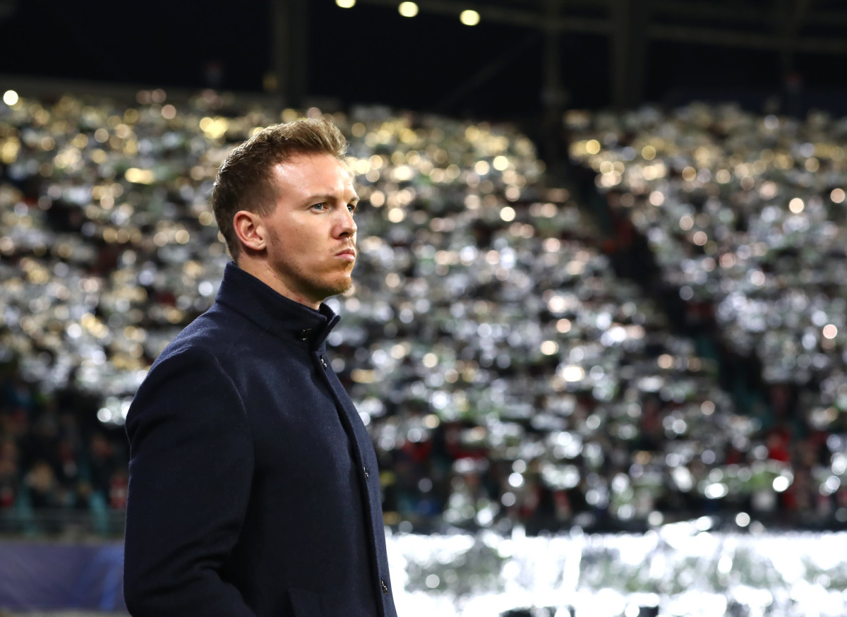 With Bayern in sight, Nagelsmann faces his biggest test of the season